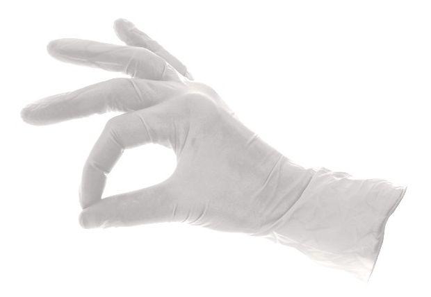 Uniwersalne rękawiczki są wytrzymałe na rozciąganie i skutecznie chronią przed niebezpiecznymi substancjami