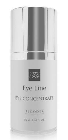 Koncentrat do pielęgnacji skóry wokół oczu stymuluje produkcję kolagenu i zwiększa jej elastyczność