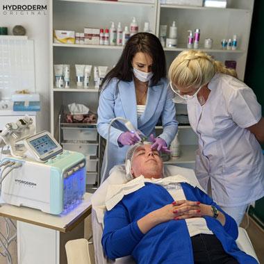 Oczyszczanie wodorowe przeprowadzone w Pieniężnie w województwie Warmińsko-Mazurskim