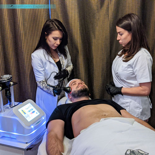 Technologia IR oczyszcza skórę i tkanki z toksyn