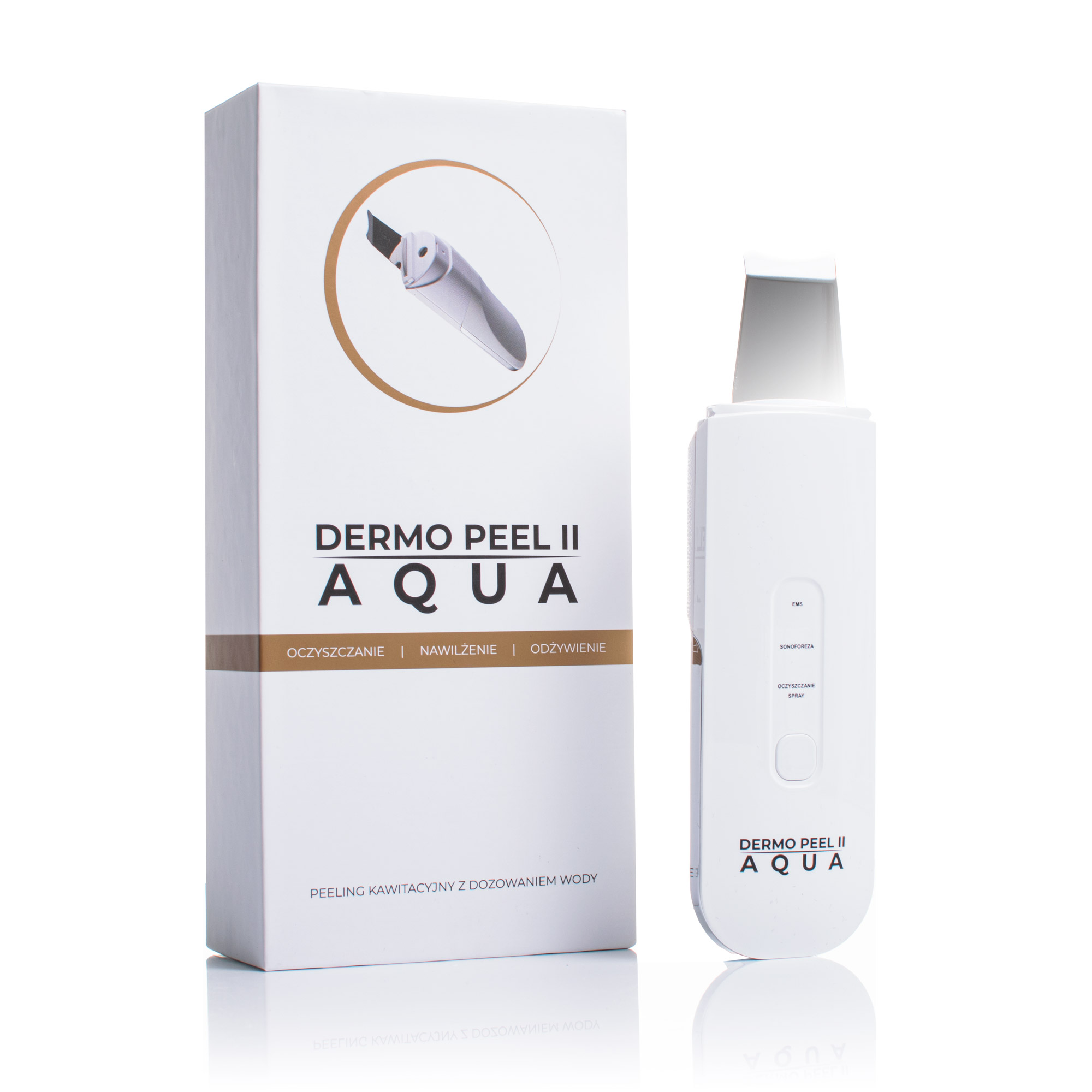 Jak wygląda nowa generacja kultowego urządzenia Dermo Peel+ Original?
