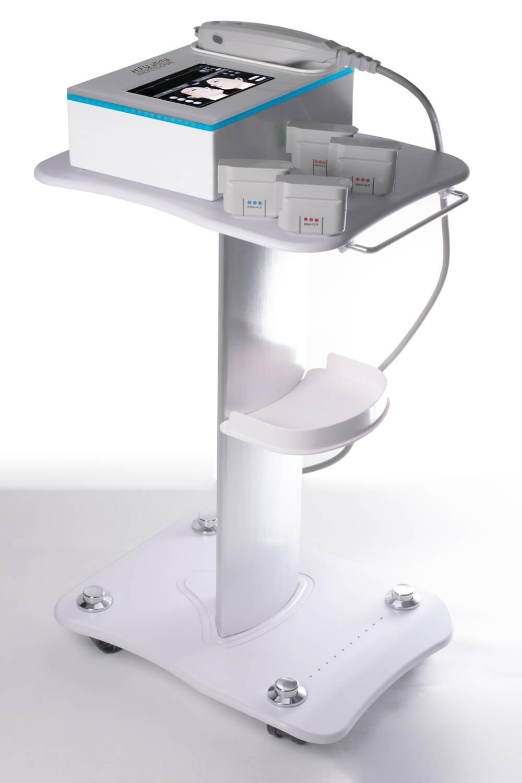 Zabieg HIFU Ultima Professional zwiększa produkcję włókien kolagenu i elastyny w głębokich warstwach skóry