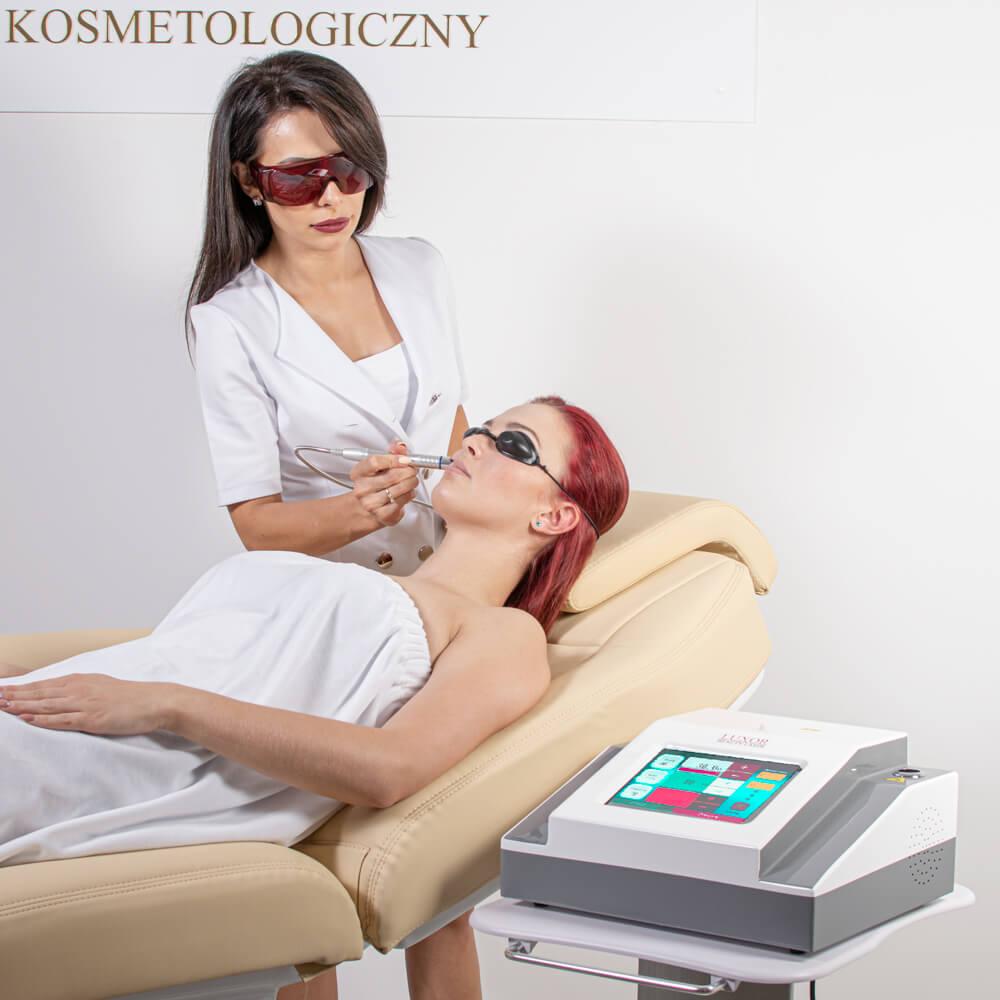 Szkolenie na terenie Polsk w cenie urządzenie Luxor Beauty Laser 980nm