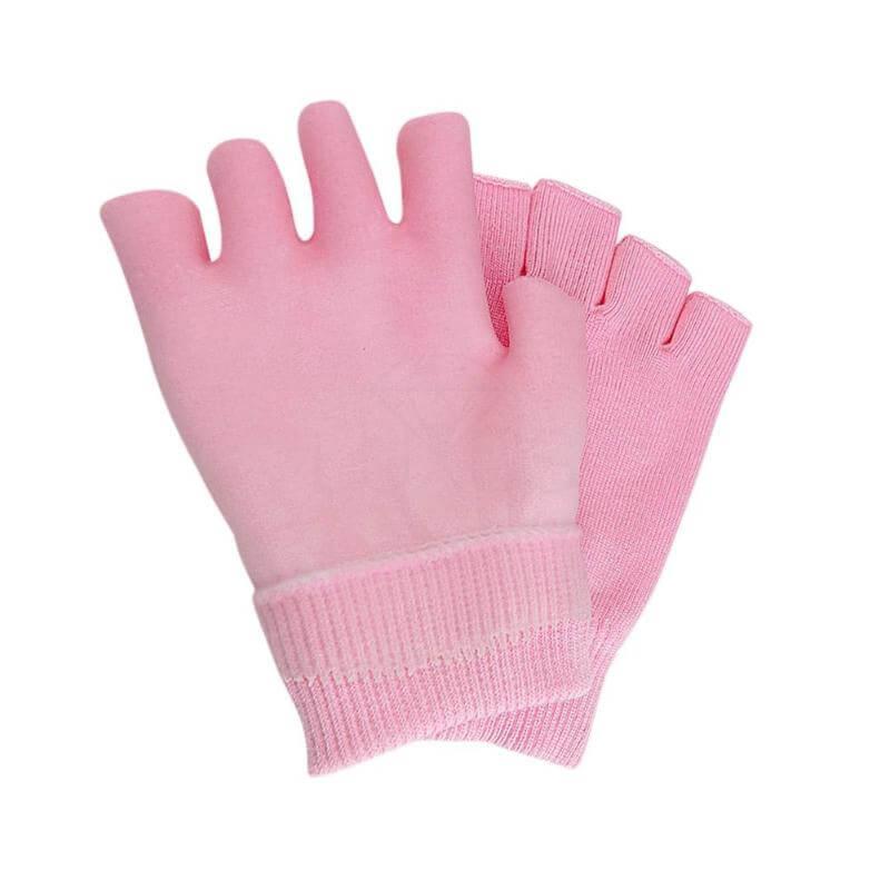 Aktywny żel w rękawiczkach do intensywnego nawilżenia skóry