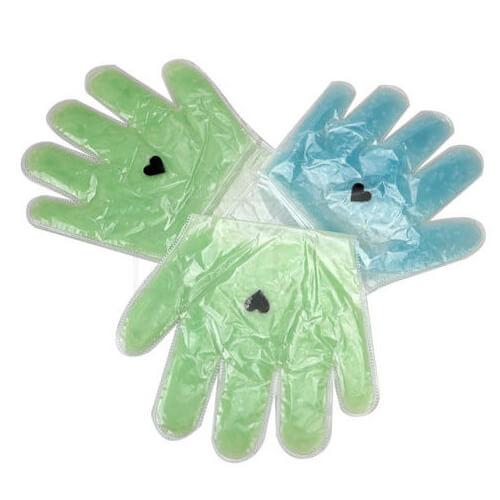 Wygodne i łatwe w użyciu rękawice zabiegowe - Sweet Touch Paraffin