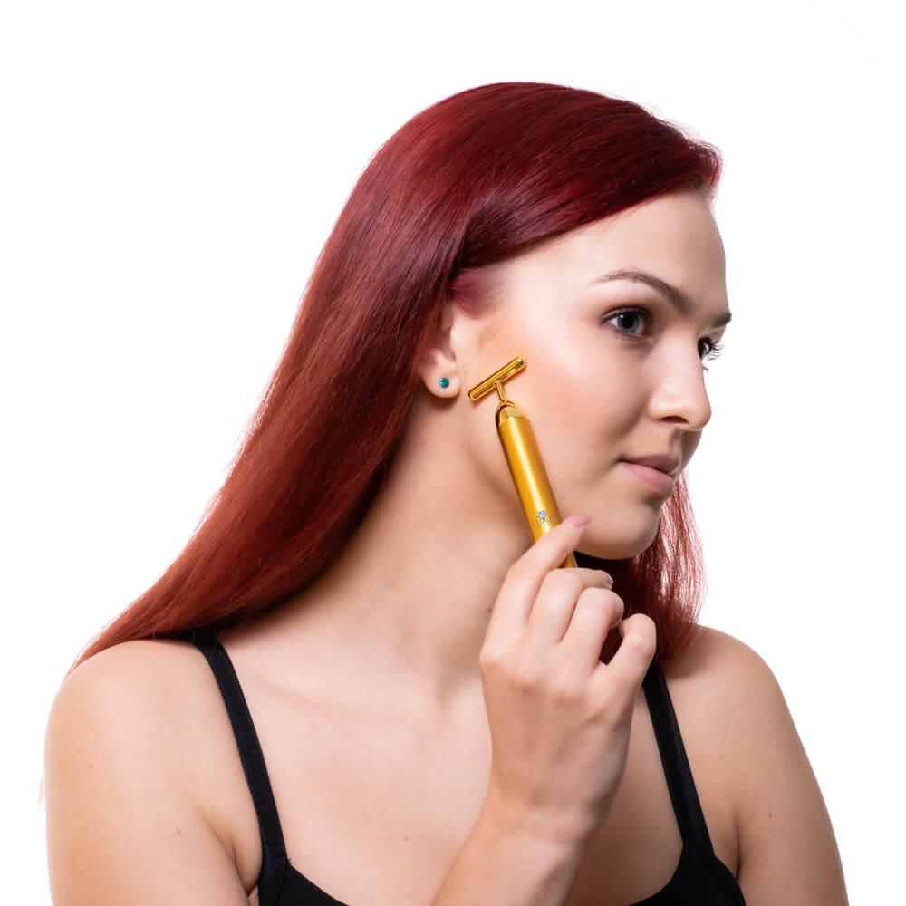 Masaż wpływa regeneracyjnie na skórę przyspieszając metabolizm komórek