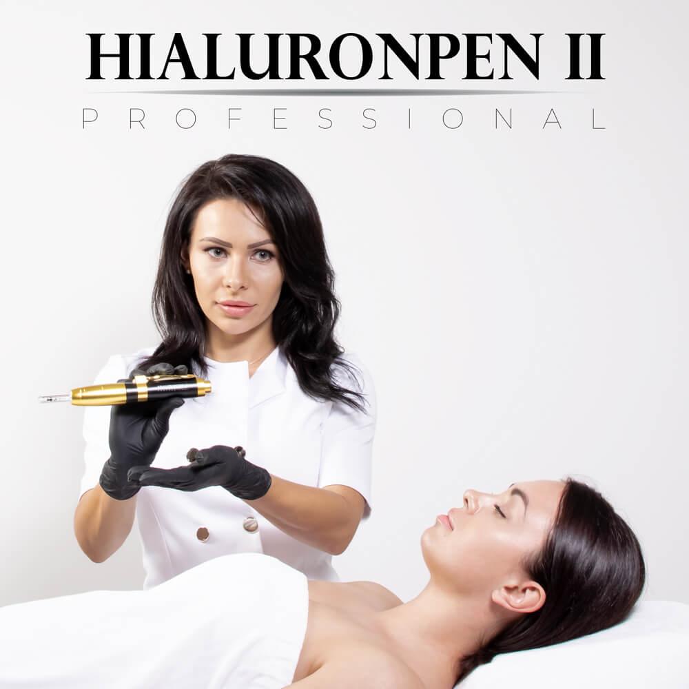 Aparat umożliwa wykonać nieinwazyjny zabieg odmładzający w gabinecie kosmetologicznym