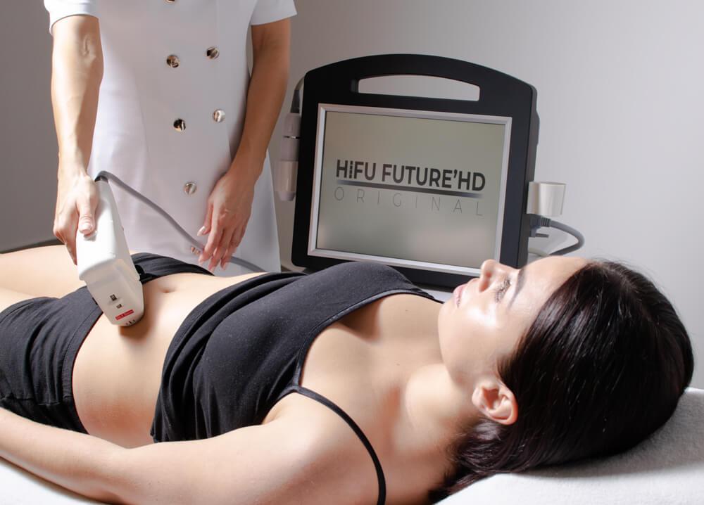 Efekty urządzenia HIFU Future HD Original utrzymują się aż do ponownego zestarzenia skóry