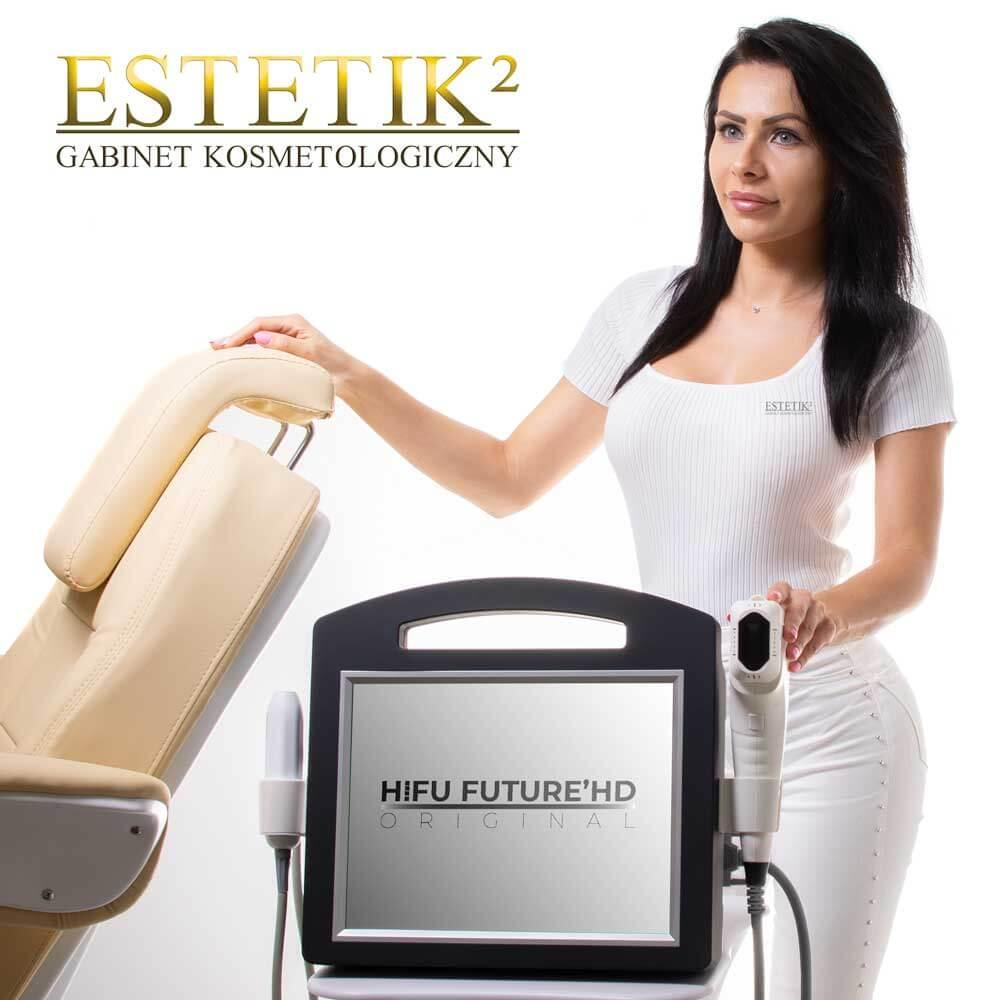 Technologia wysokoskoncentrowanej wiązki ultradźwiękowej jest wykorzystywana w nowoczesnych gabinetach kosmetologicznych