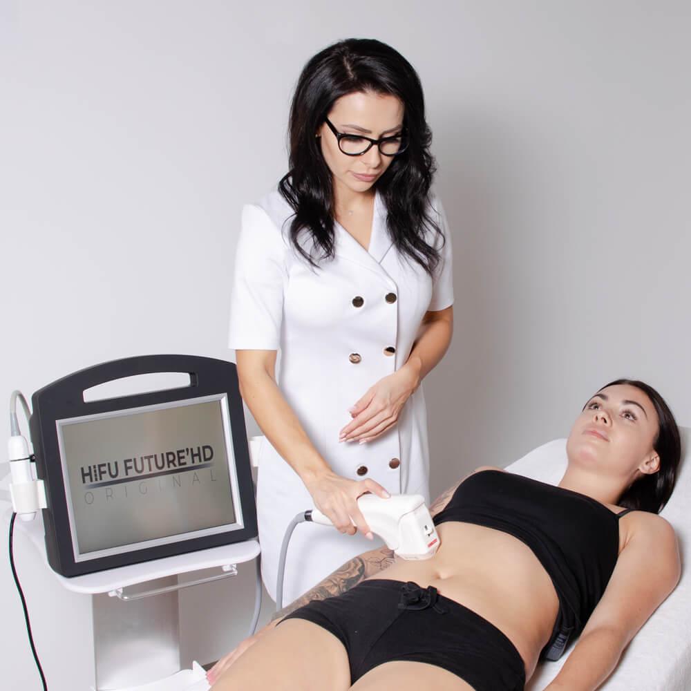 W cenie urządzenia HIFU zapewniamy profesjonalne szkolenie prowadzone przez naszego kosmetologa