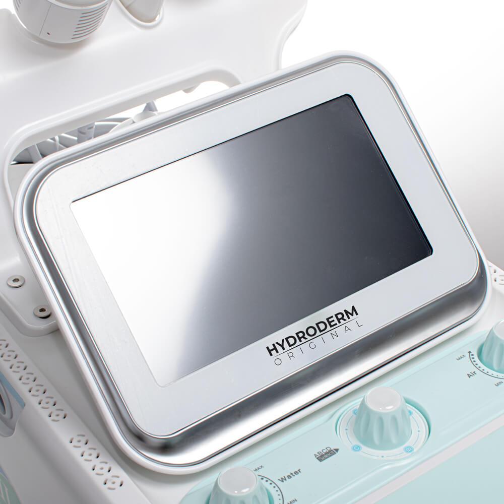 Hydroderm Original to profesjonalny kombajn kosmetyczny do oczyszczania wodorowego