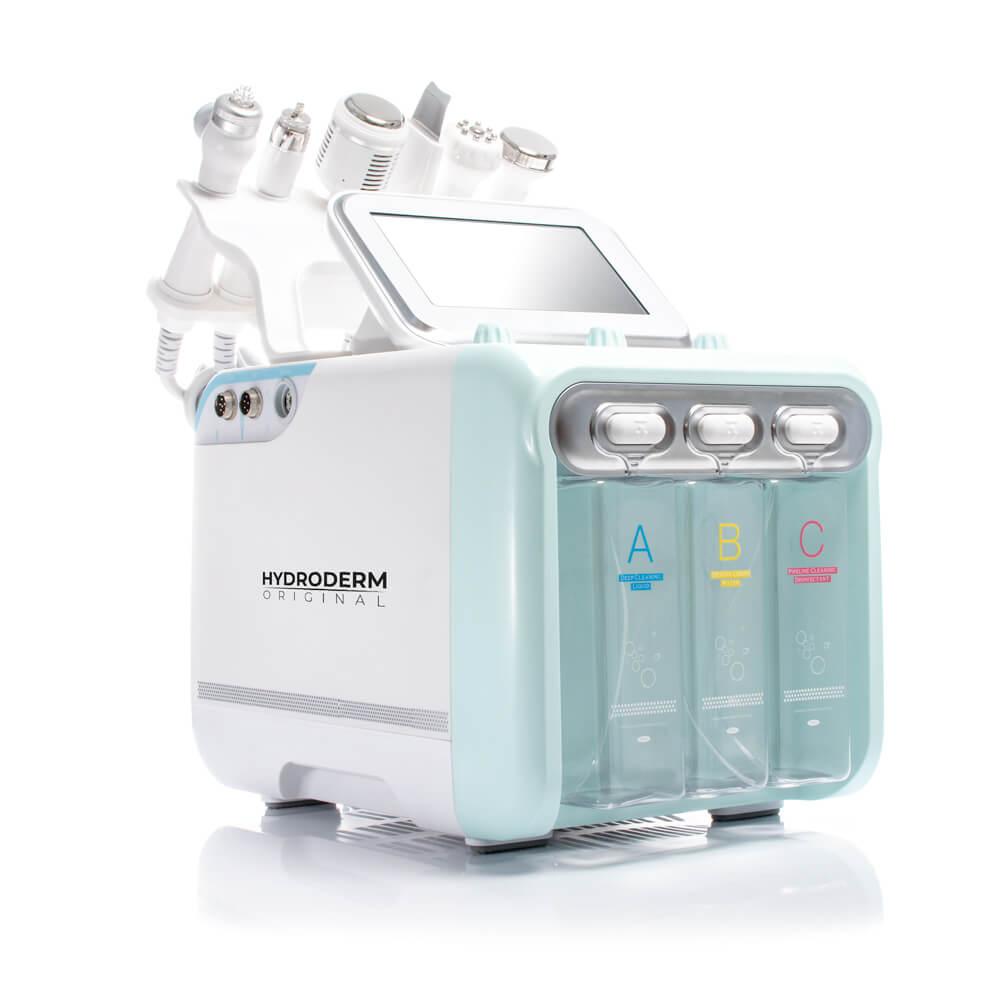 Hydroderm Original to wieloetapowe działanie oczyszczania wodorowego