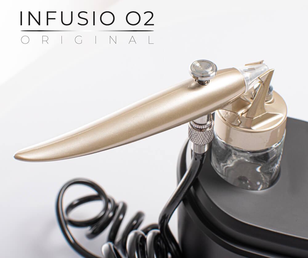 Infusio O2 to głębokie oczyszczenie i nawilżenie skóry