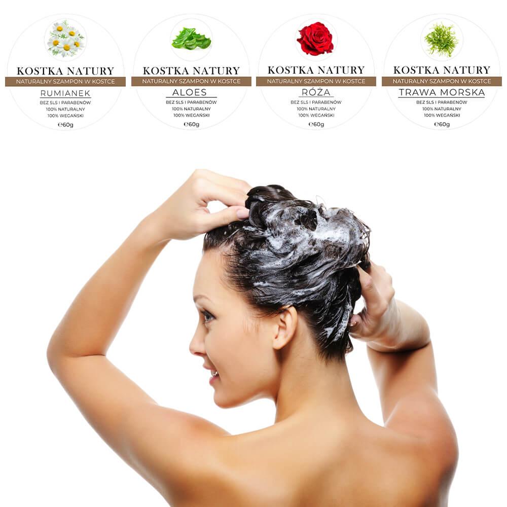 Szampon jest odpowiedni do każdego rodzaju włosów