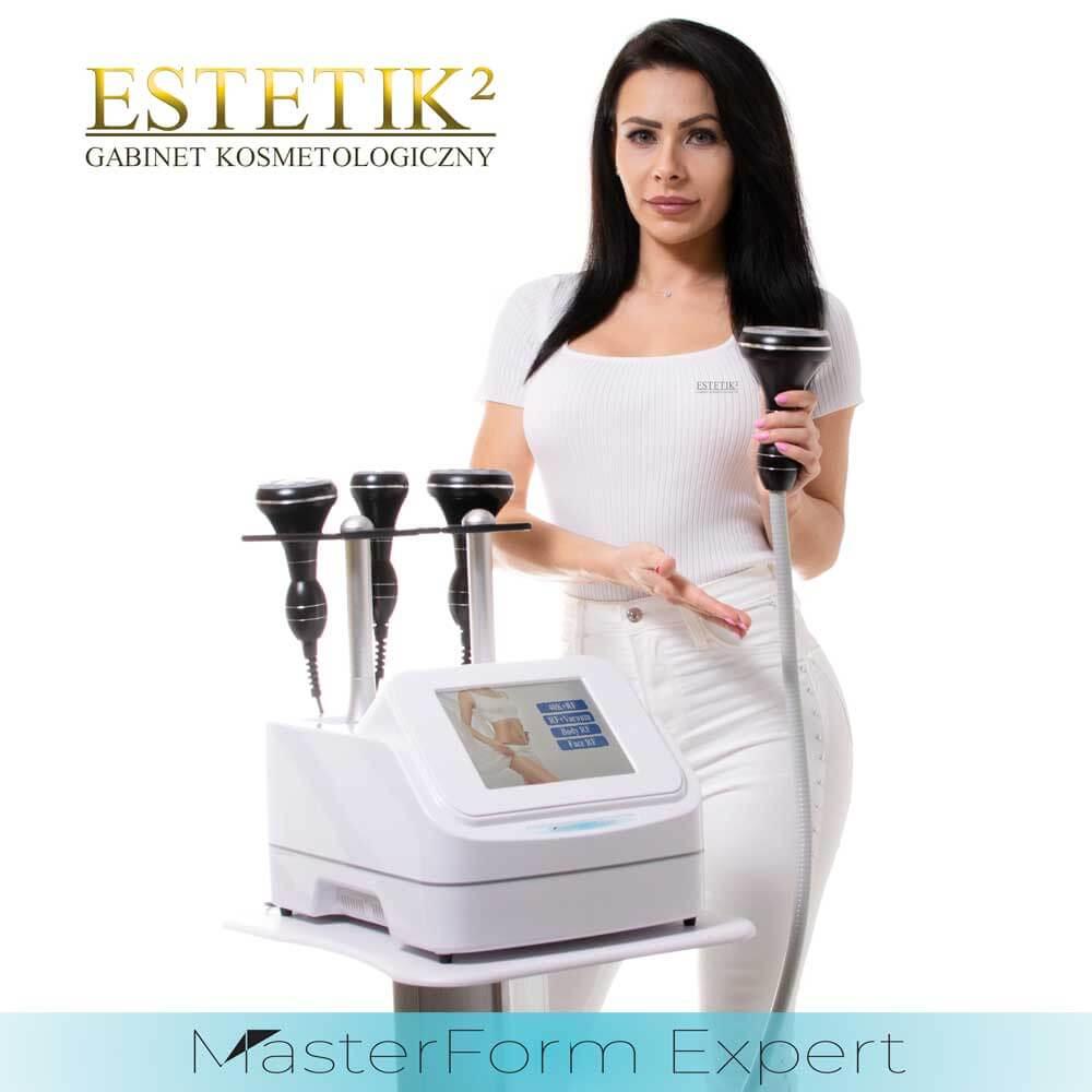 Podwyższona temperatura nie tylko stymuluje kolagen ale także fibroblasty do produkcji elastyny