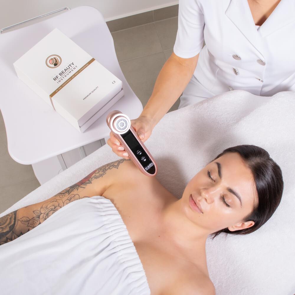 Technologia masażera zrewolucjonizowała kosmetologię anti-aging