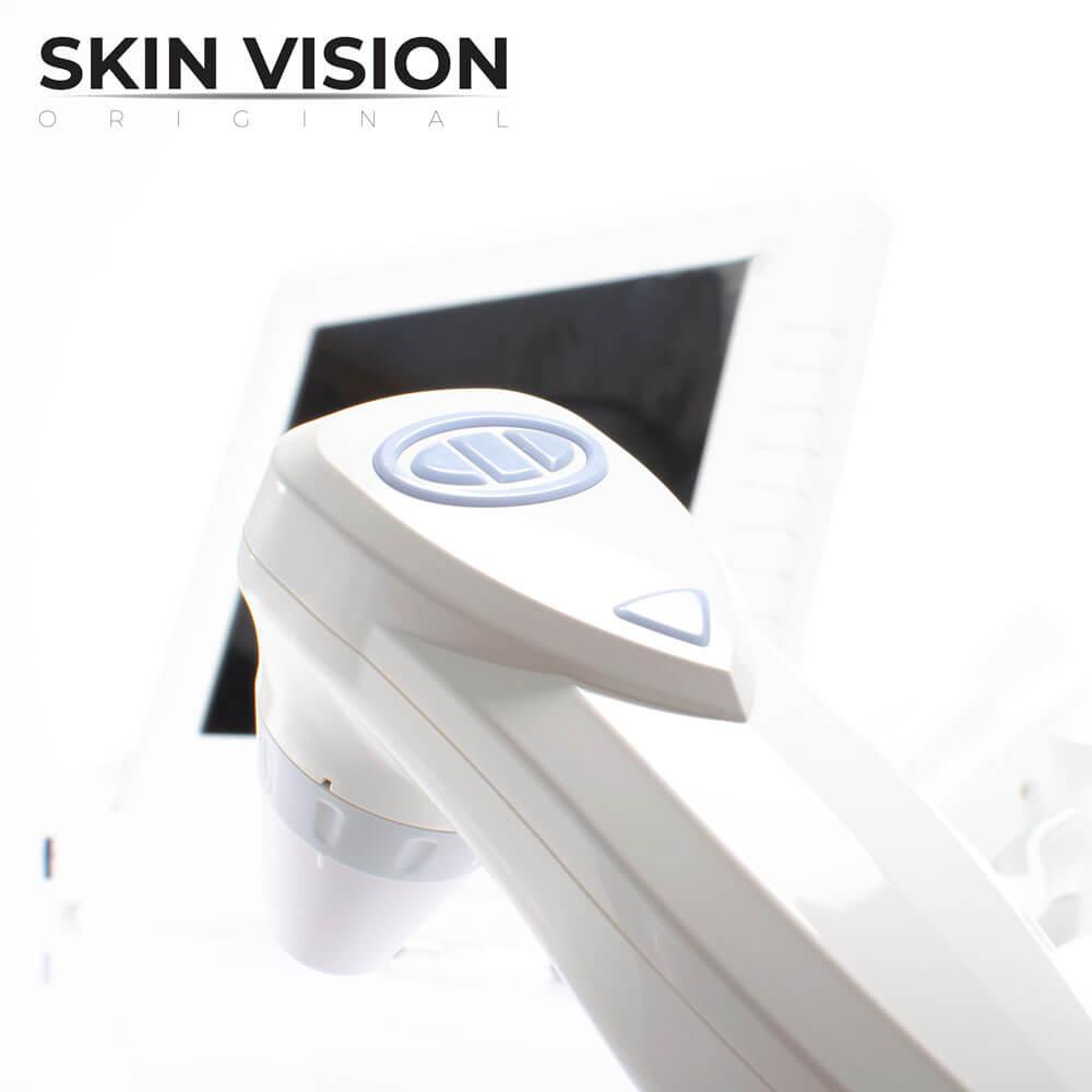 Profesjonalny analizator stanu skóry do gabinetów kosmetologicznych
