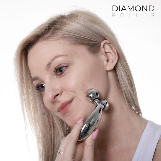 Mini Diamond to niezastąpiony ręczny masażer