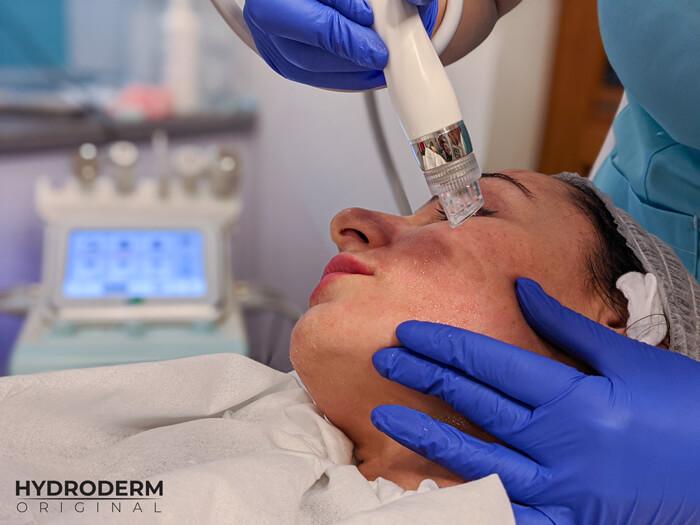 Zabieg pozwala na stosowanie efektu diatermii