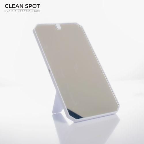 Clean Spot to urządzenie, które dba o nasze bezpieczeństwo