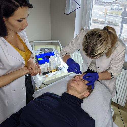 Szkolenie Luxus Hialuron Pen przeprowadzone w Kępicach w województwie Pomorskim
