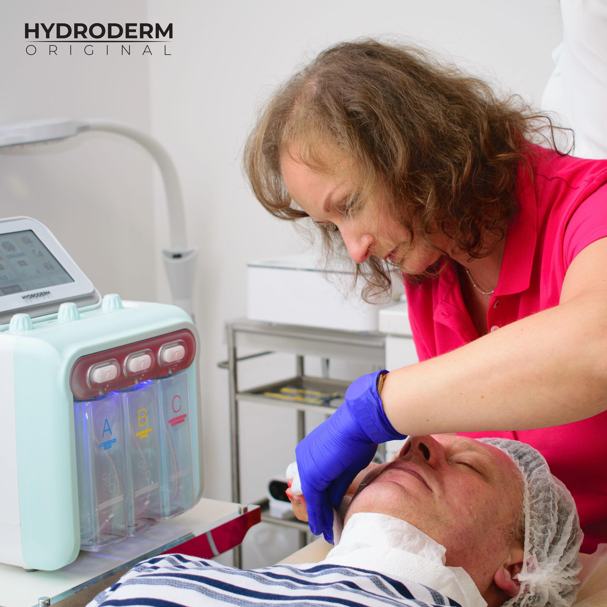 Kupując urządzenie Hydroderm 9w1 Original będziesz w stanie zatrzymać proces starzenia się skóry u swoich klientów