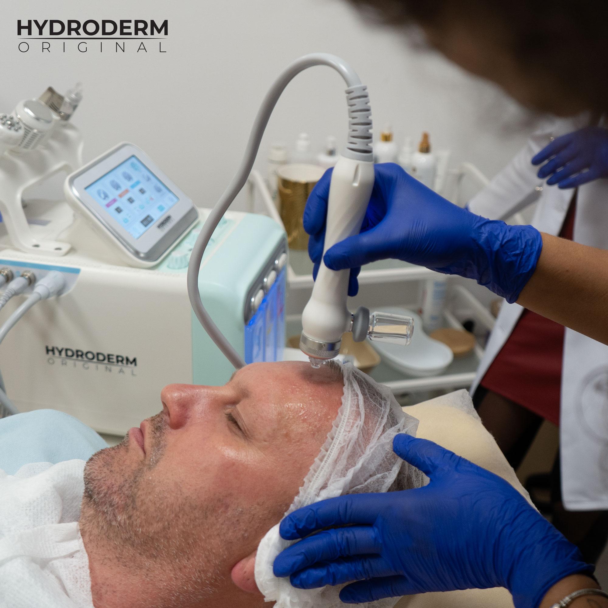 Hydroderm 9w1 Original to komabjn, który pomoże Ci usunąć problemy skórne, takie jak trądzik, przebarwienia czy cera naczynkowa