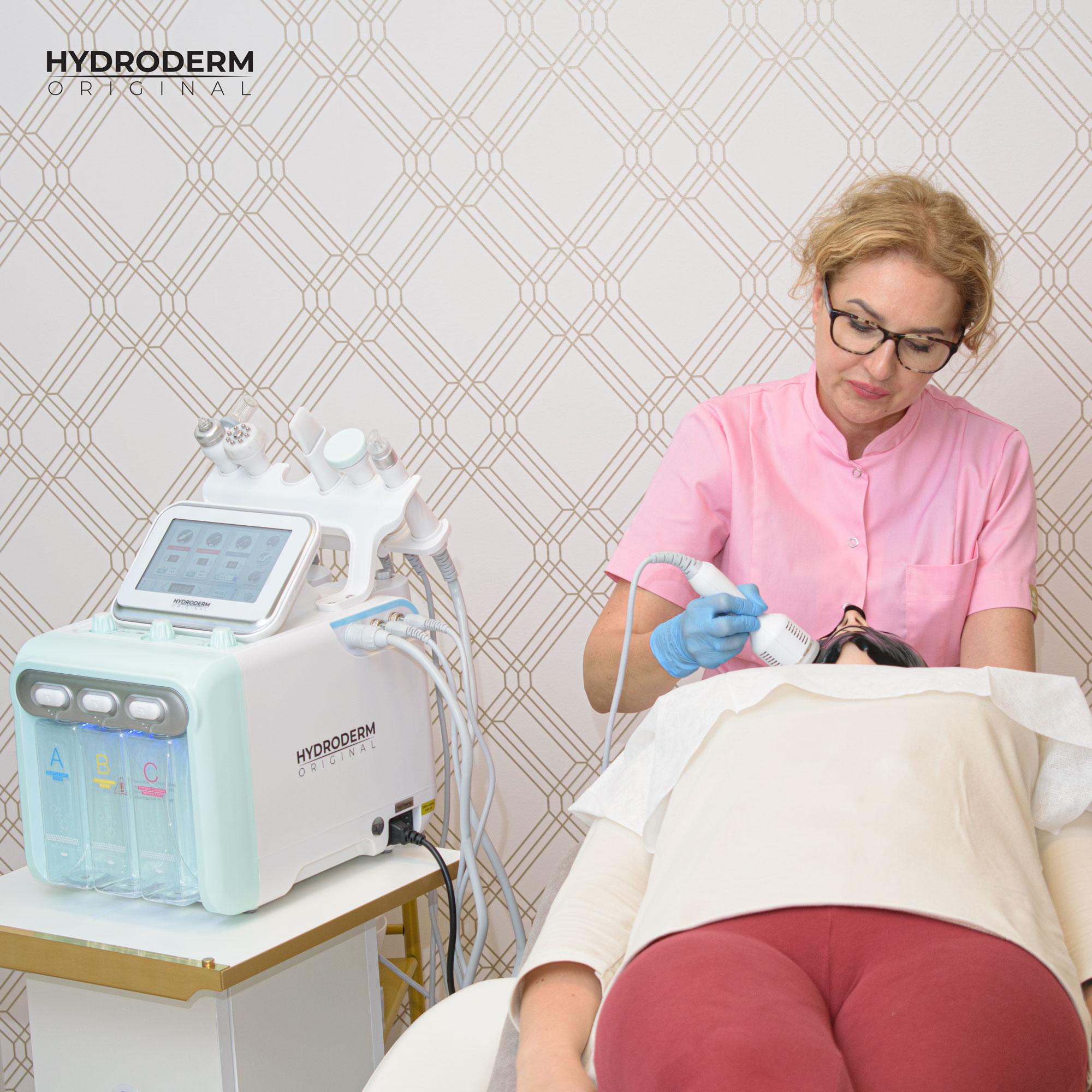 Czy krioterapia likwiduje ewantualne zaczerwienienie oraz obkurcza naczynia krwionośne?
