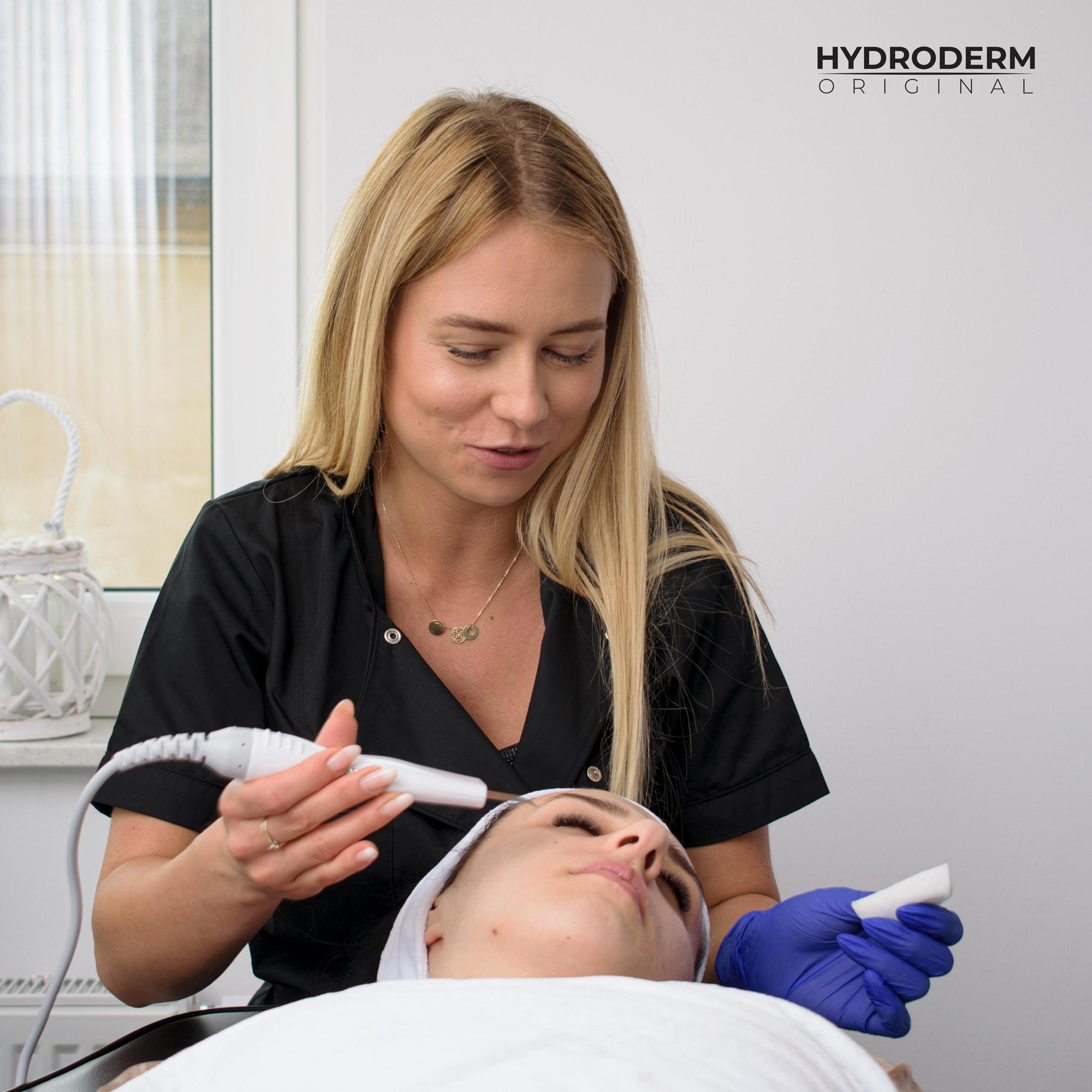 Jak wygląda głowica zabiegowa do peelingu kawitacyjnego i sonoforezy?