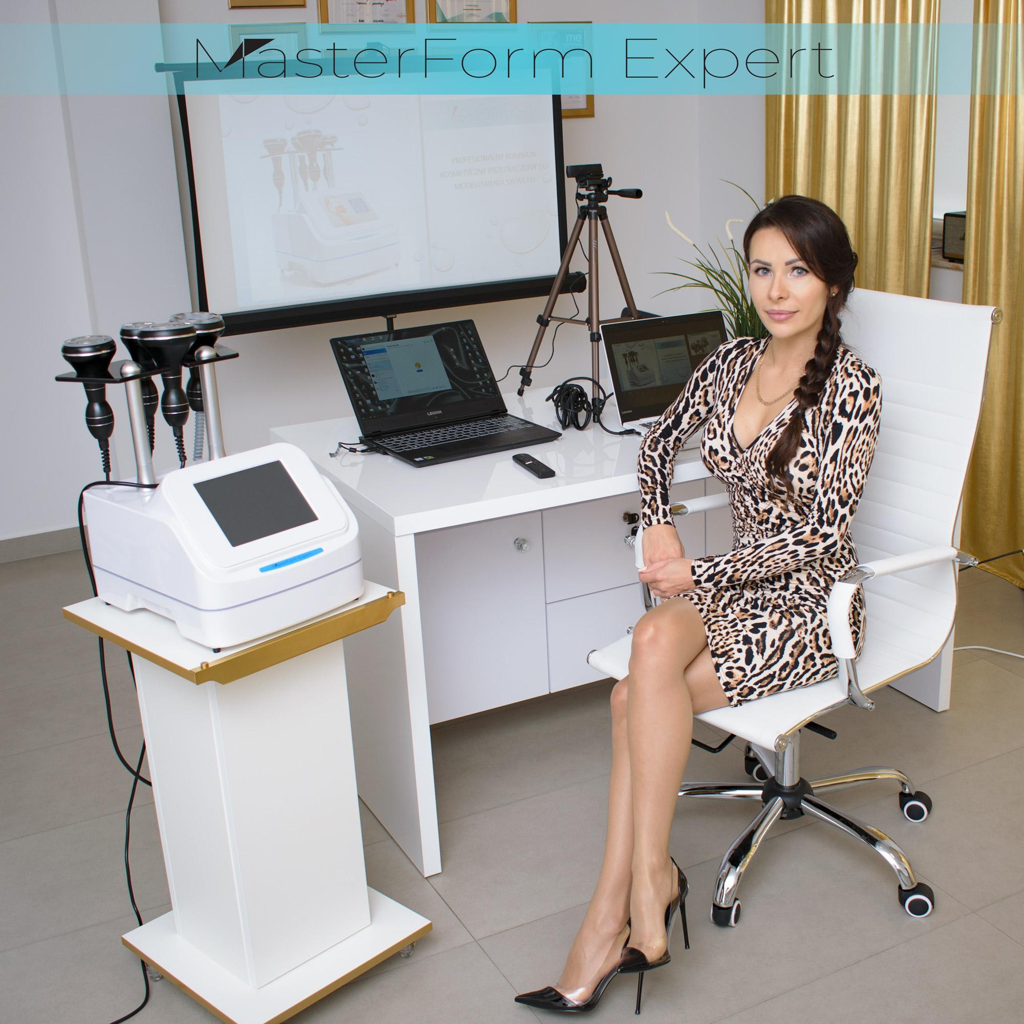 Bez problemu można przeprowadzić szczegółowy kurs kosmetologiczny przez internet