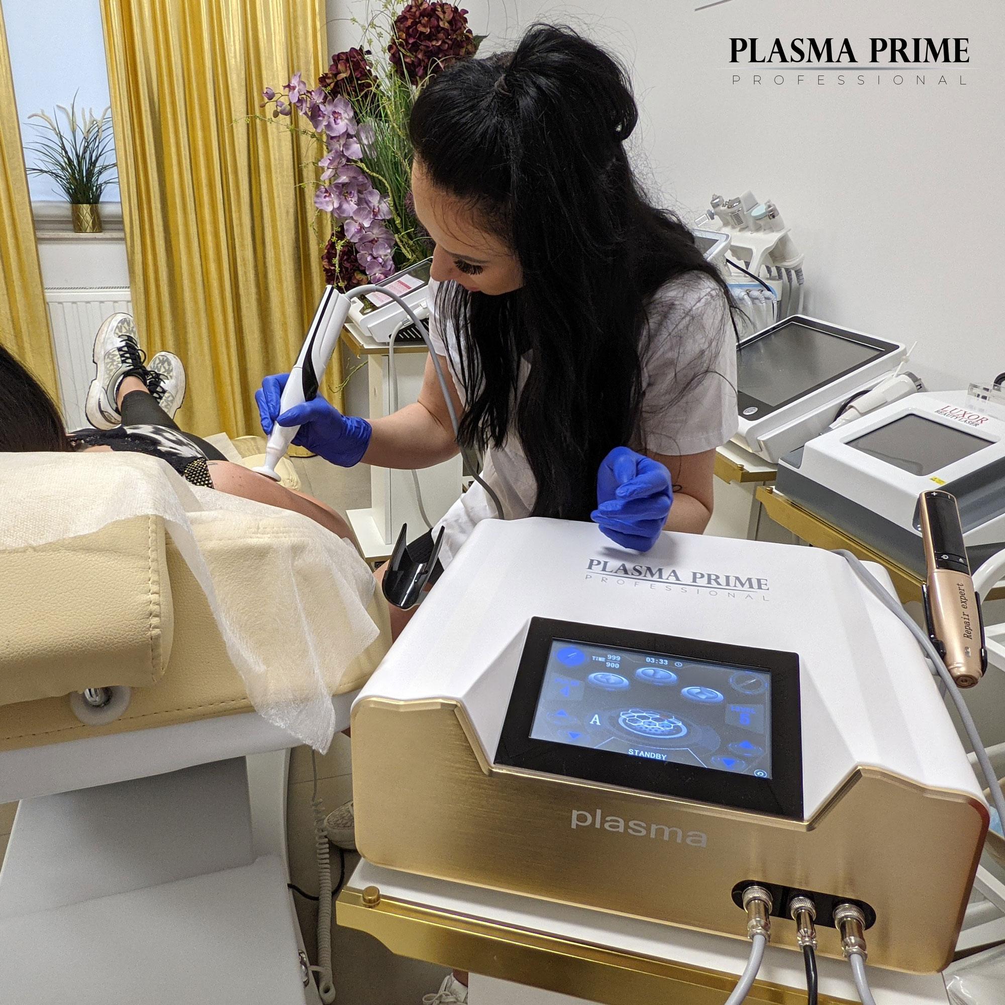 Rozszerzając ofertę o zabiegi z plazmą bedziesz w stanie zaproponować pacjentom profesjonalną blefaroplastykę powiek