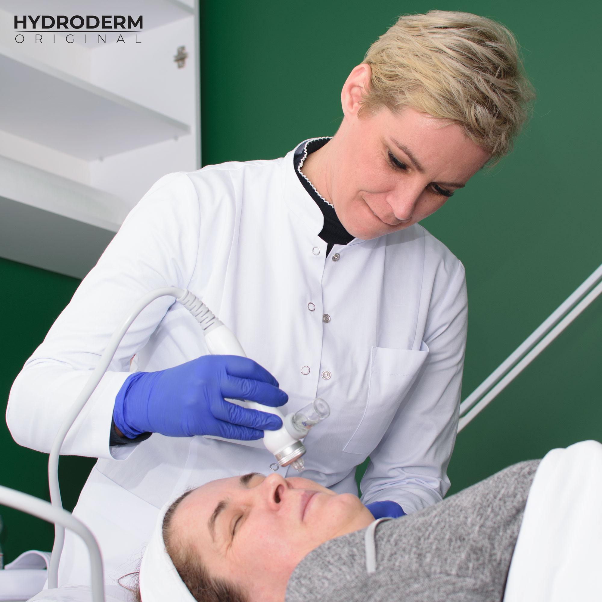 Metoda infuzji tlenowej w bezpieczny sposób dostarcza komórkom skóry cenny tlen