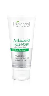 Maska do cery mieszanej ma działanie oczyszczające i przeciwzapalne