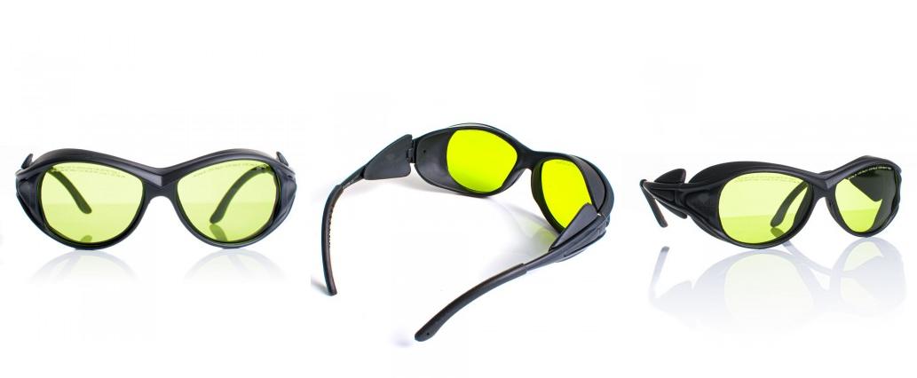 Profesjonalne okulary ochronne Lux Premium Vision dla operatora i pacjenta