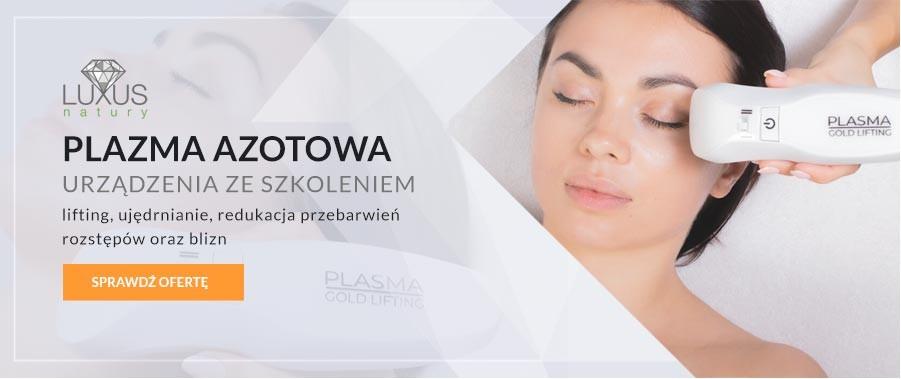 Urządzenie Plasma Pen V1 (plazma azotowa) - lifting, redukcja przebarwień, blizn i rozstępów